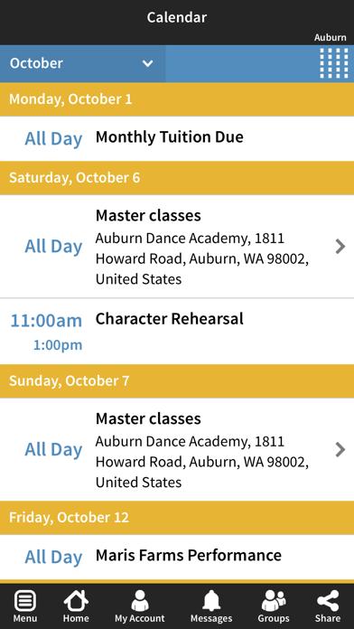 点击获取Auburn Dance Academy