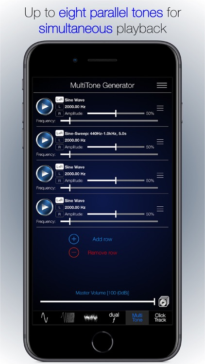 Audio Function Generator screenshot-4