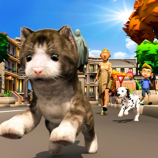 Virtual Pet Cat Escape: Rescue