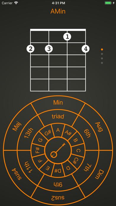 Chordial - Chord Dictionary screenshot three