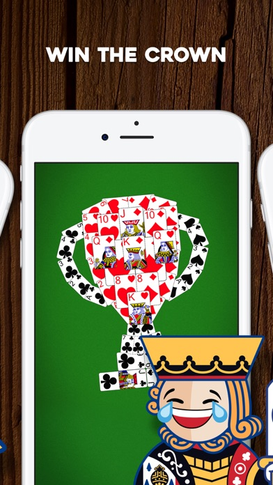 Crown Solitaire: Card... screenshot1