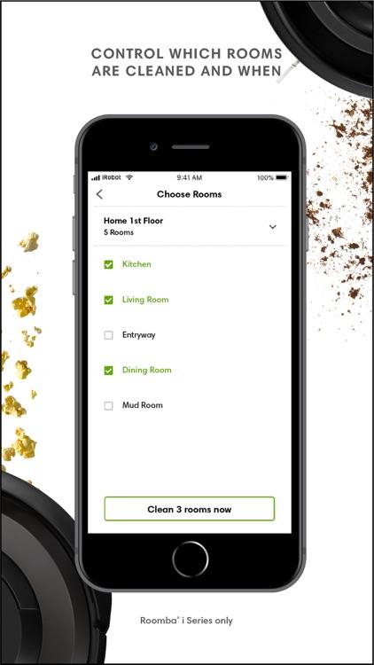 iRobot HOME screenshot-3