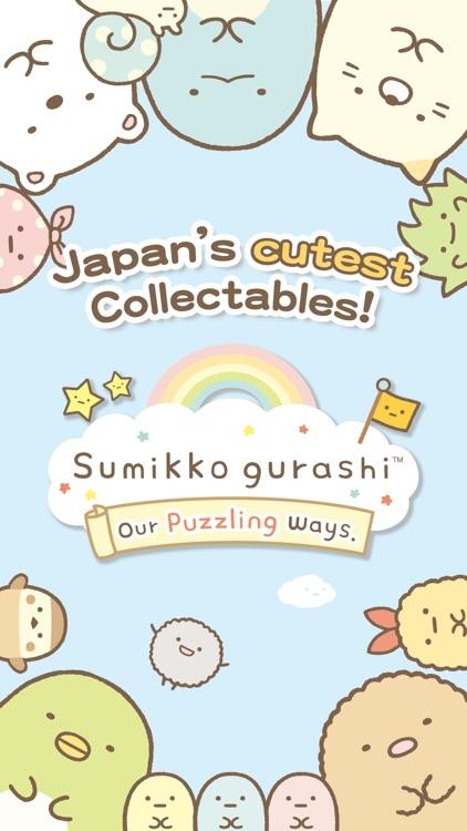 Sumikkogurashi-Puzzling Ways