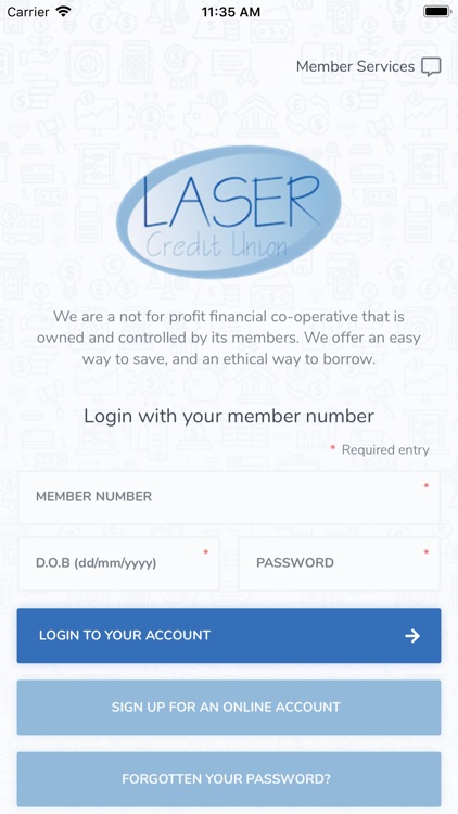 LASER Credit Union