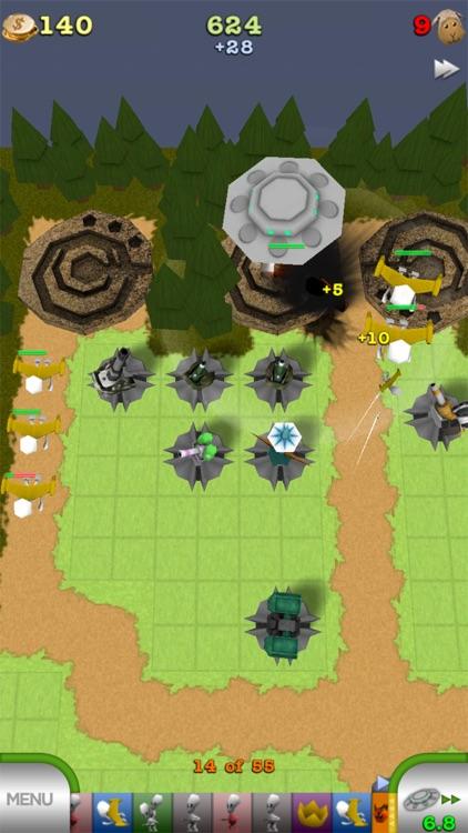 TowerMadness Zero screenshot-0