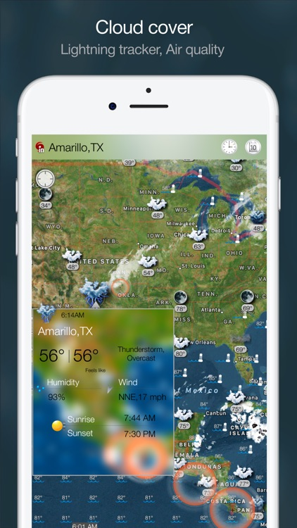 eWeather HD - Weather & Alerts screenshot-6