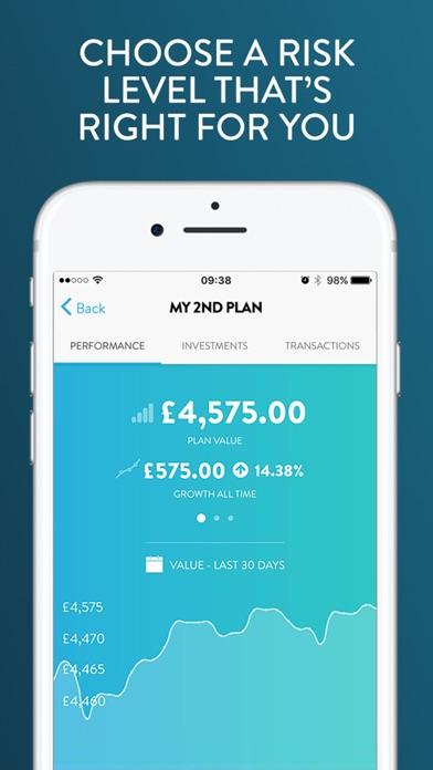 Wealthify Saving & Investments screenshot three