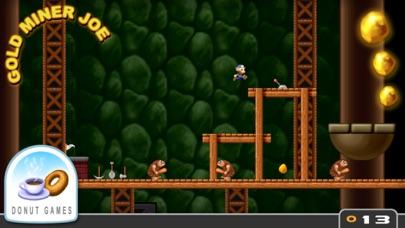 Screenshot from Gold Miner Joe
