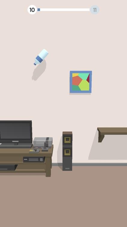 Bottle Flip 3D! screenshot-7