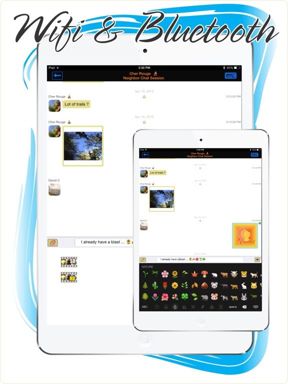 Cool Video Talkie & Chat Screenshots