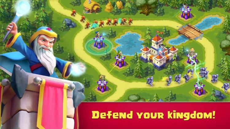 Toy Defense Fantasy — TD Tower