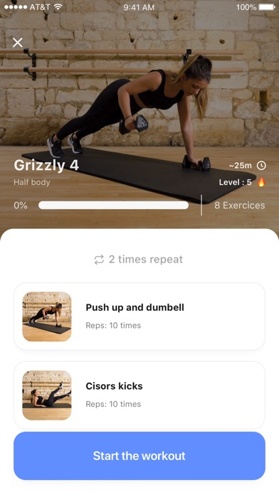 Fitness Coach screenshot 3