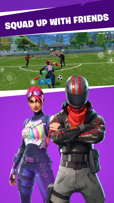 Fortnite APK for Android - Download Free [Latest Version + MOD] 2019