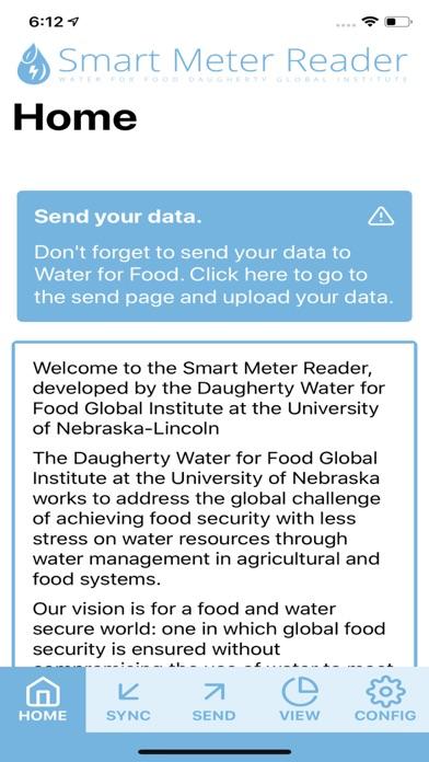 Smart Meter Reader screenshot #1
