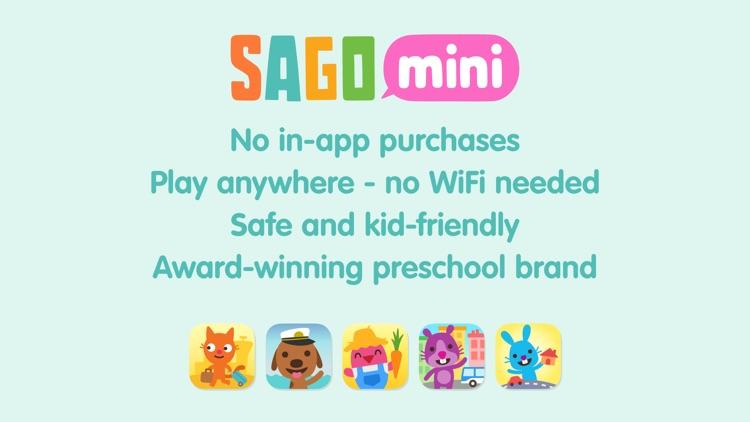 Sago Mini Trains screenshot-6