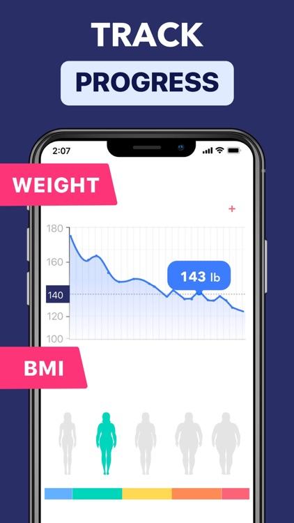 Lose Belly Fat at Home screenshot-5