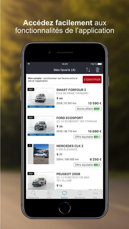 La Centrale - voiture occasion screenshot-4