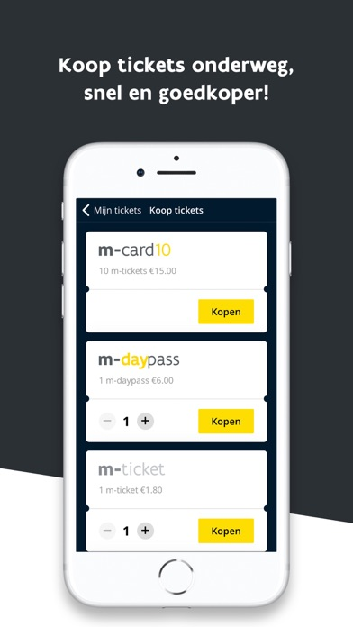 Screenshot for De Lijn in Ecuador App Store