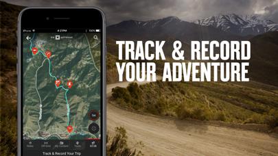 onX Offroad: GPS 4x4, ATV Maps Screenshot