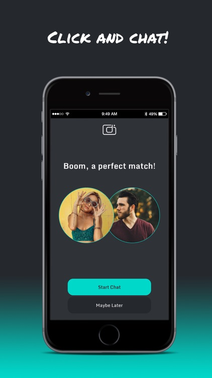 CLiKD - Personality Dating App screenshot-4