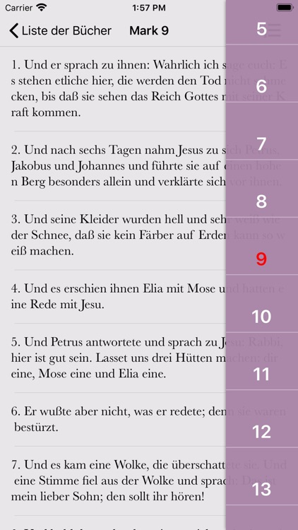 Deutsch Bibel Audio & Bücher screenshot-3