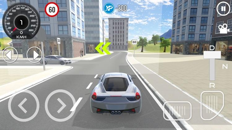 Driving School Simulator 2020 screenshot-0