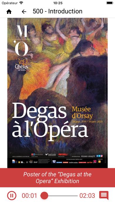 Degas screenshot 4