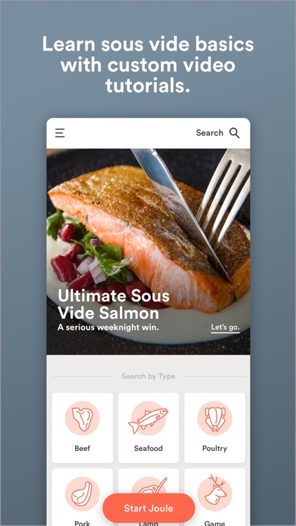 Joule: Sous Vide by ChefSteps