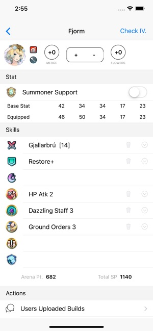 Builder for Fire Emblem Heroes on the App Store
