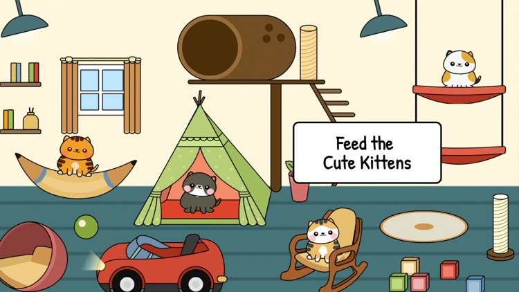 My Cat Town-Pet Games for Kids screenshot-3