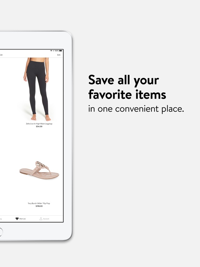 fd5be0f0074  Nordstrom on the App Store