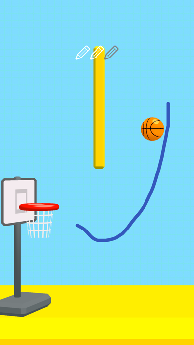 Draw Dunk! screenshot 3