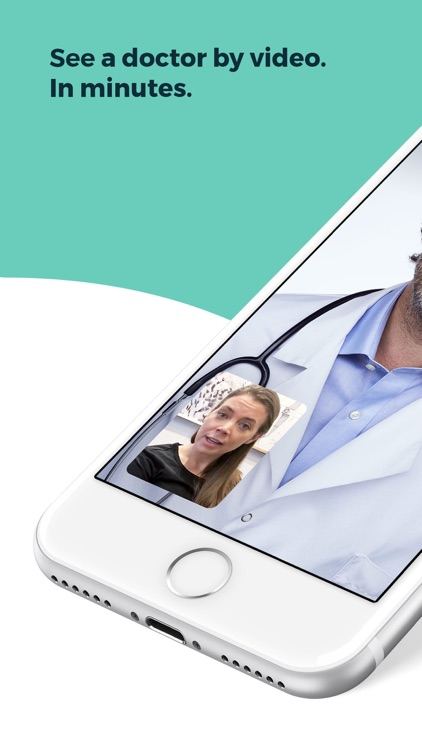 LIVI – See a doctor by Video screenshot-0