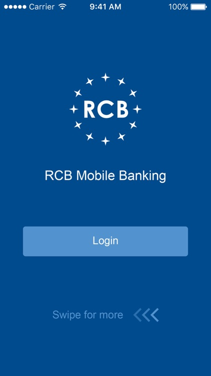 RCB Mobile Banking screenshot-0