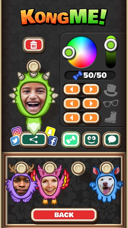 Sling Kong screenshot-4
