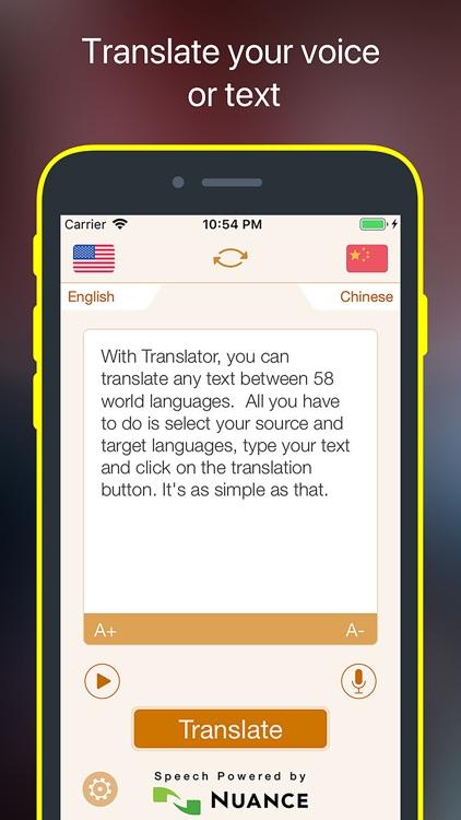 Translator!! screenshot-0