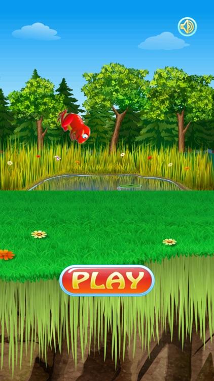 Frog Amazing Run & Jump Game