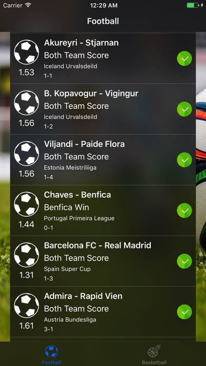 VIP Betting Tips Football Tips screenshot-1