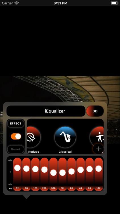 iPlayer® - Feel the Music screenshot-3