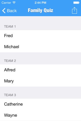 Team Former - náhled