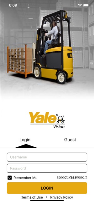 Yale Vision on the App Store