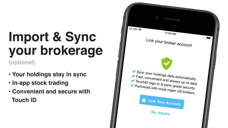 Stocks+ app screenshot-5
