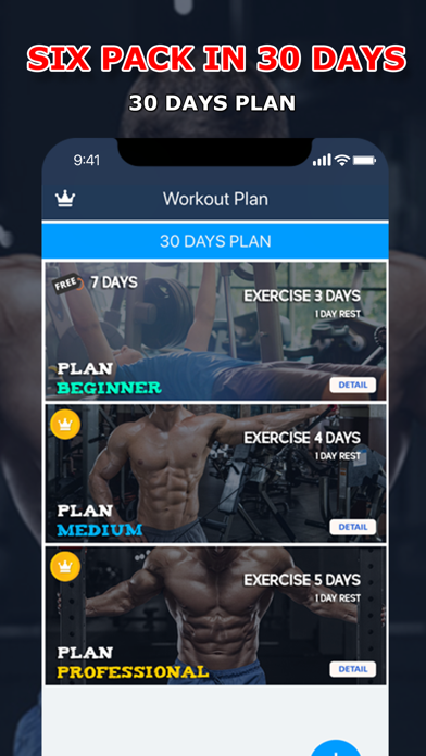 Six Pack in 30 Days - Abs Core Screenshots