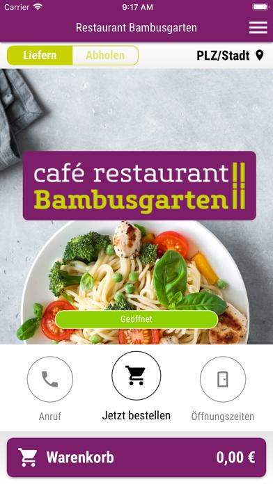 Restaurant BambusgartenScreenshot von 1