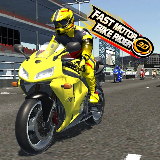 Fast MotorBike Rider 3D