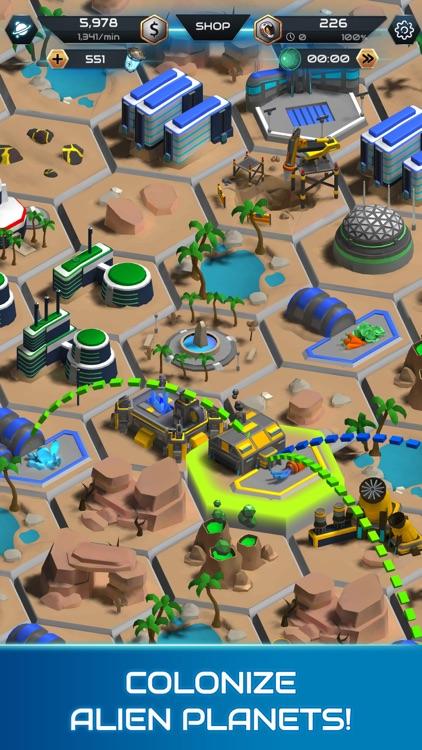 Galactic Colonies screenshot-0