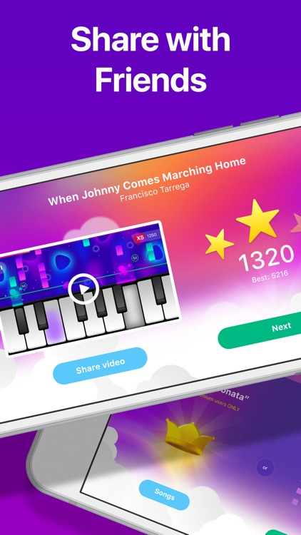 Piano Crush - Keyboard Games screenshot-4
