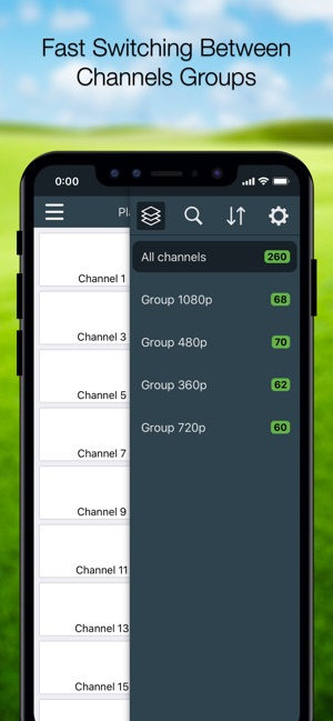 Flex IPTV on the App Store