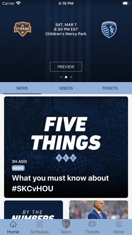 Sporting KC - Official App