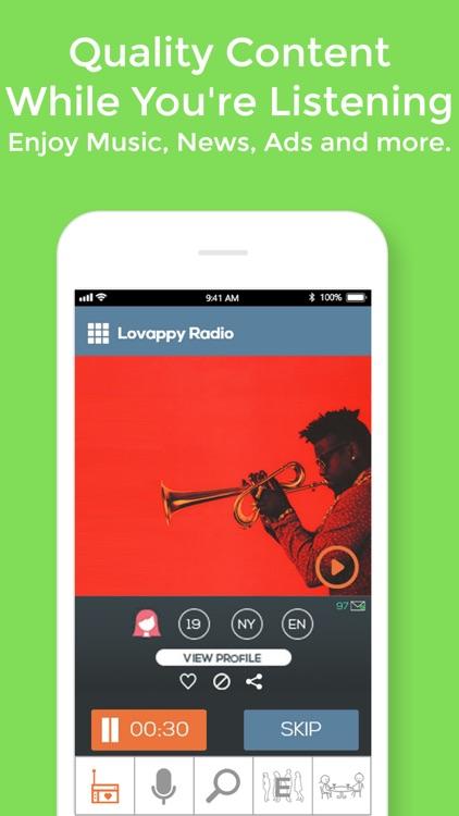 Dating voice app